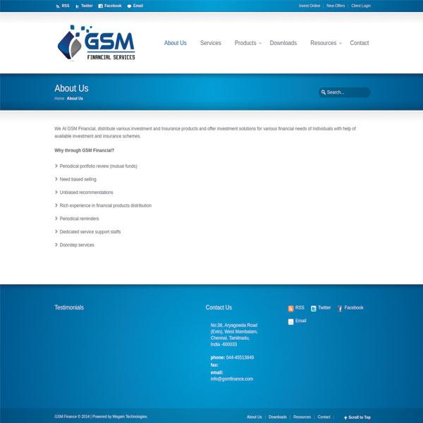 gsm finance
