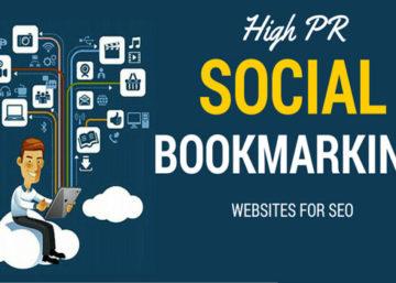 Top Social Bookmarking Websites List 2019
