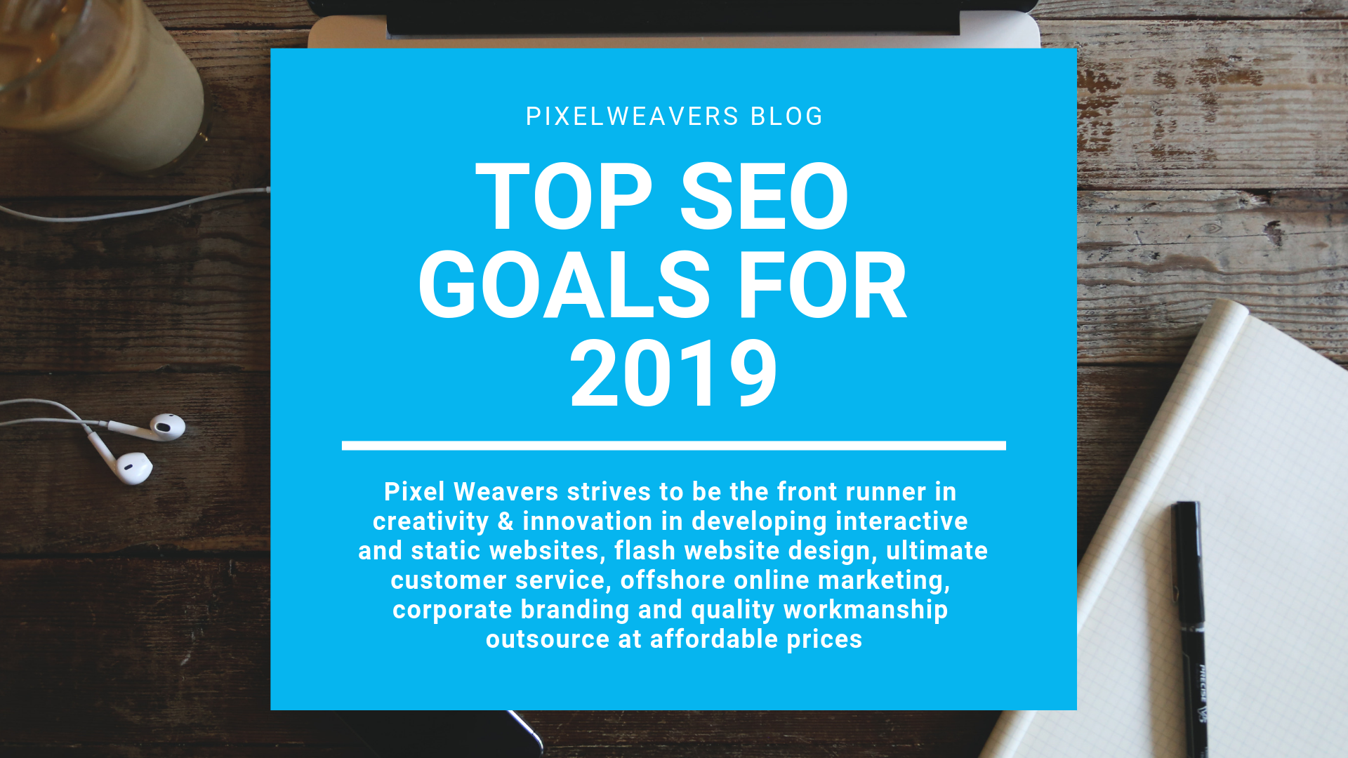 Top SEO Goals for 2019