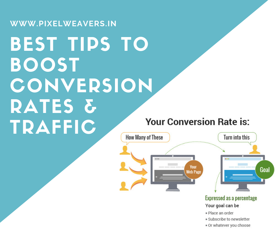 Best Tips to Boost Conversion Rates & Traffic
